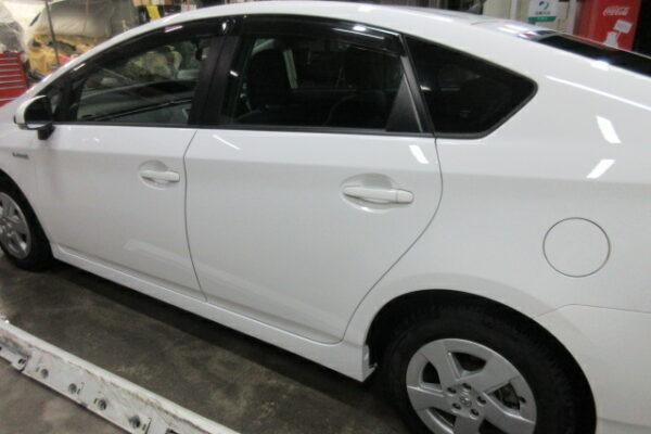 自動車修理の完成写真